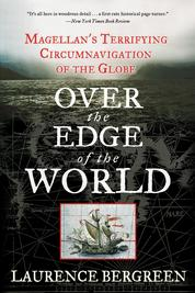 Over the Edge of the World by Laurence Bergreen Cover