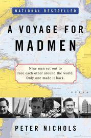 A Voyage For Madmen by Peter Nichols Cover