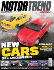 Cover Majalah MOTOR TREND Indonesia September 2016