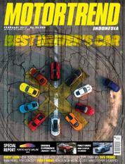 Cover Majalah MOTOR TREND Indonesia Februari 2017