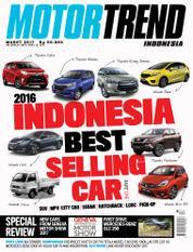 Cover Majalah MOTOR TREND Indonesia Maret 2017