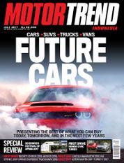 Cover Majalah MOTOR TREND Indonesia Juli 2017