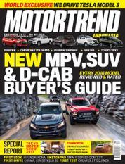 Cover Majalah MOTOR TREND Indonesia Oktober 2017