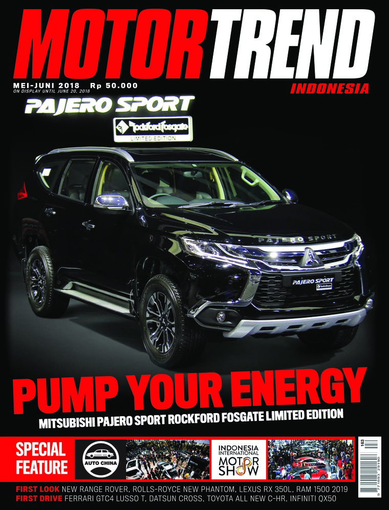 MOTOR TREND Indonesia Digital Magazine May 2018