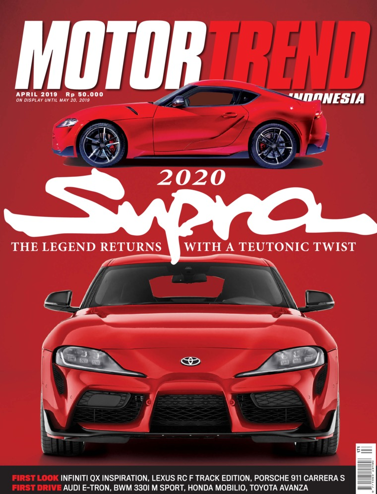 MOTOR TREND Indonesia Digital Magazine April 2019