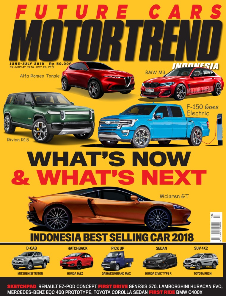 MOTOR TREND Indonesia Digital Magazine June-July 2019