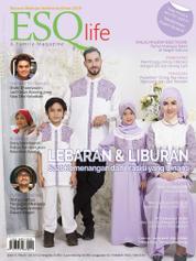 Cover Majalah ESQ life Juli 2015