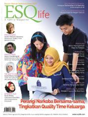 Cover Majalah ESQ life Agustus 2015