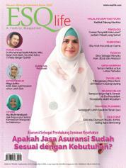 Cover Majalah ESQ life September 2015