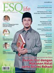 Cover Majalah ESQ life Oktober 2015