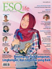 Cover Majalah ESQ life November 2015