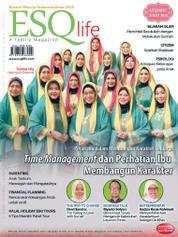 Cover Majalah ESQ life Desember 2015