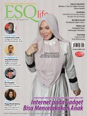 Cover Majalah ESQ life Januari 2016