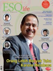 Cover Majalah ESQ life
