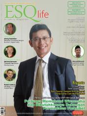 Cover Majalah ESQ life September 2016