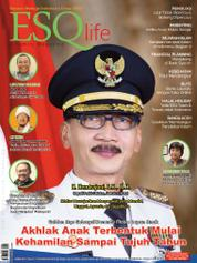 Cover Majalah ESQ life November 2016