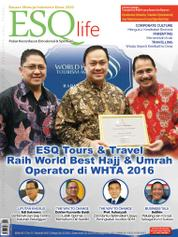 Cover Majalah ESQ life Januari 2017