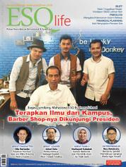 ESQ life Magazine Cover February 2017
