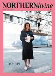 Cover Majalah NORTHERN Living Maret 2017