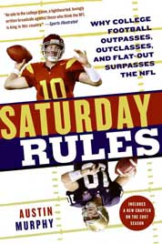 Saturday Rules by Austin Murphy Cover