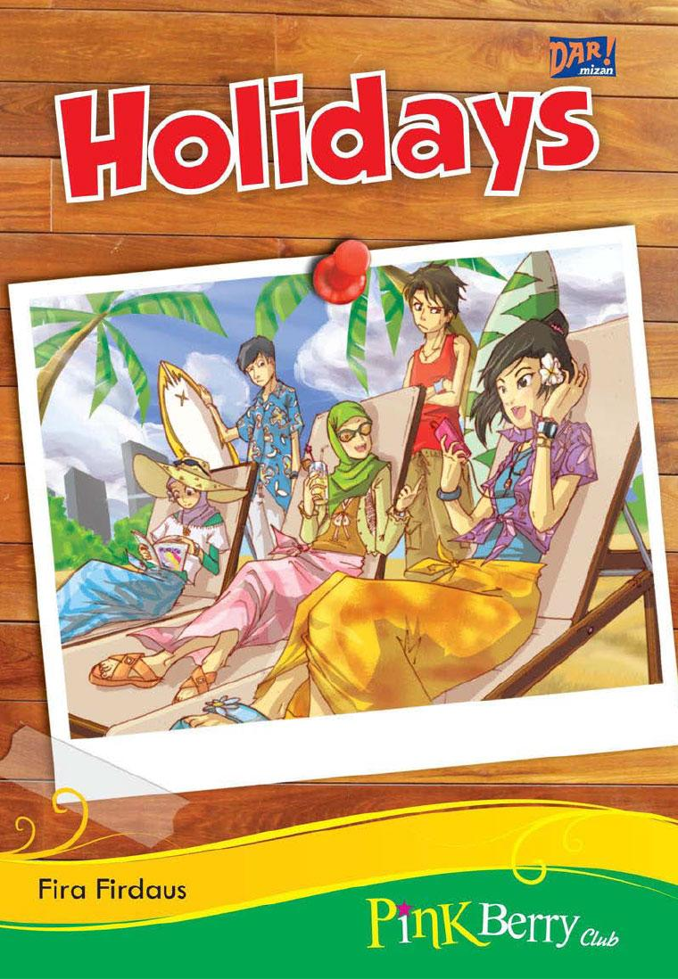 Holidays by Fira Firdaus Digital Book