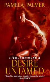 Desire Untamed by Pamela Palmer Cover
