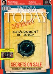 INDIA TODAY Magazine Cover