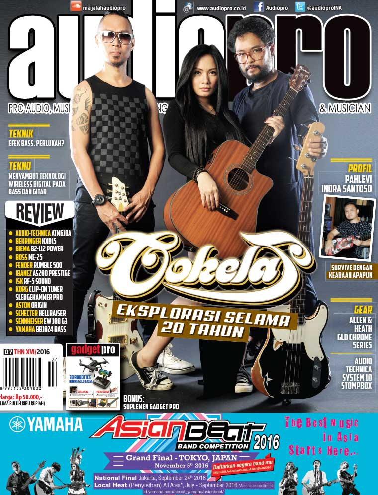 Audiopro Digital Magazine July 2016