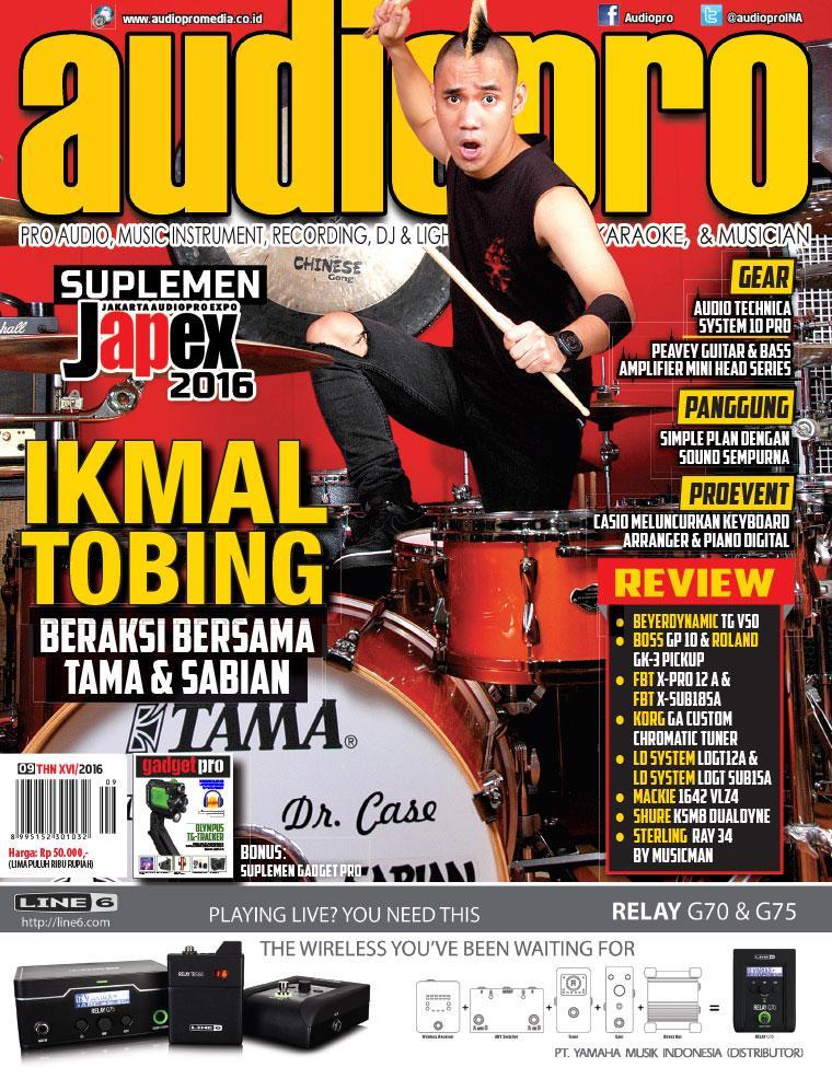 Audiopro Digital Magazine September 2016