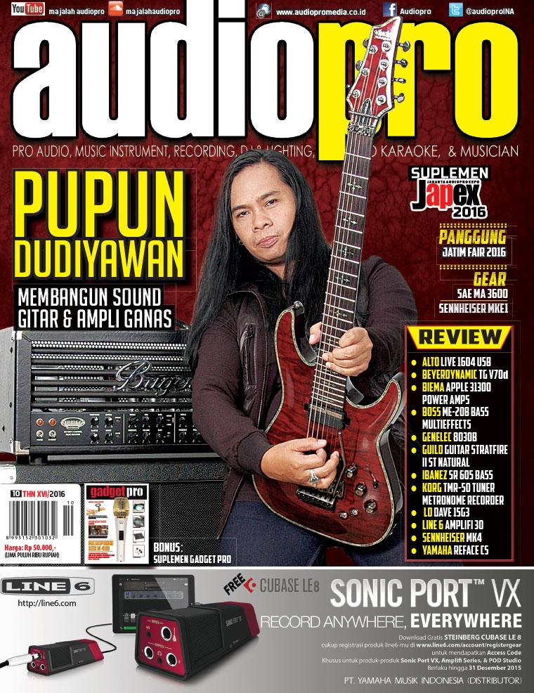 Audiopro Digital Magazine October 2016