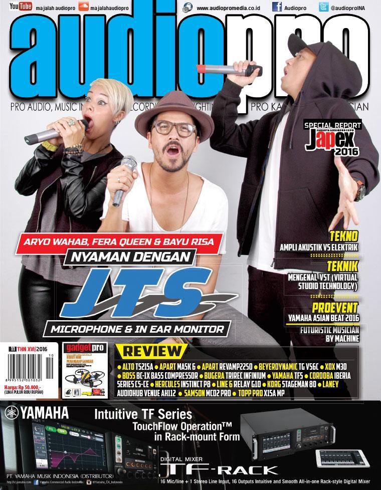 Audiopro Digital Magazine November 2016