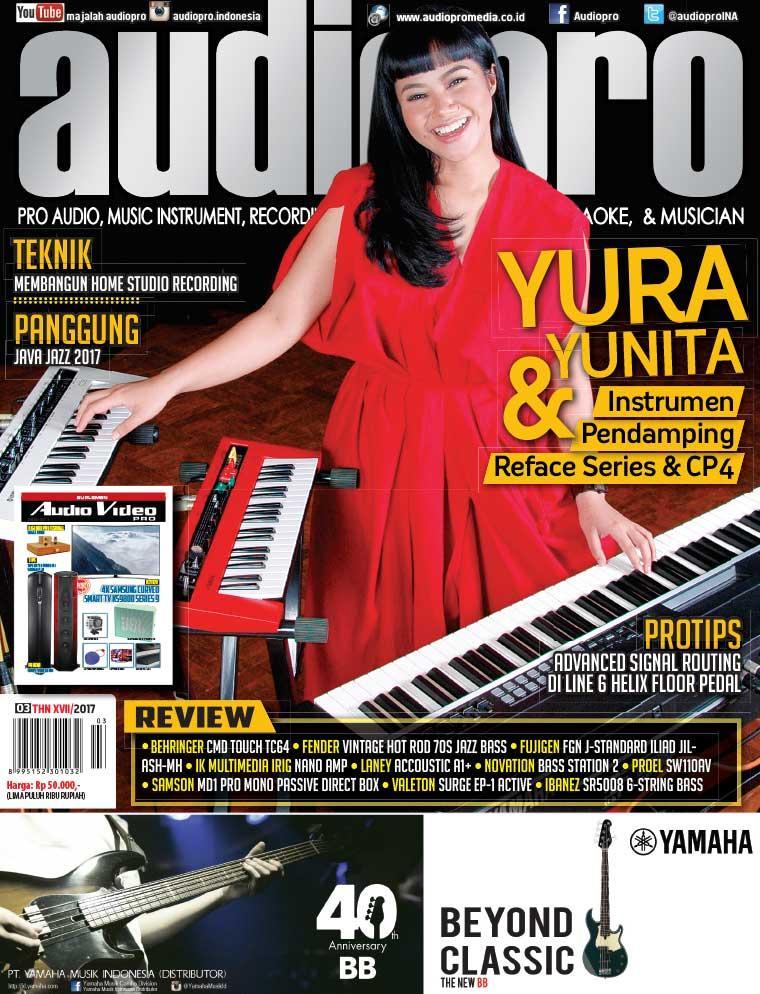 Audiopro Digital Magazine March 2017