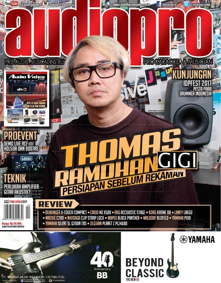 Audiopro Digital Magazine April 2017