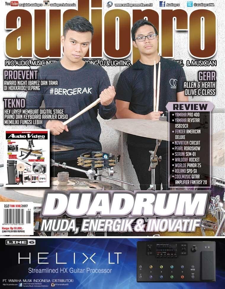 Audiopro Digital Magazine May 2017