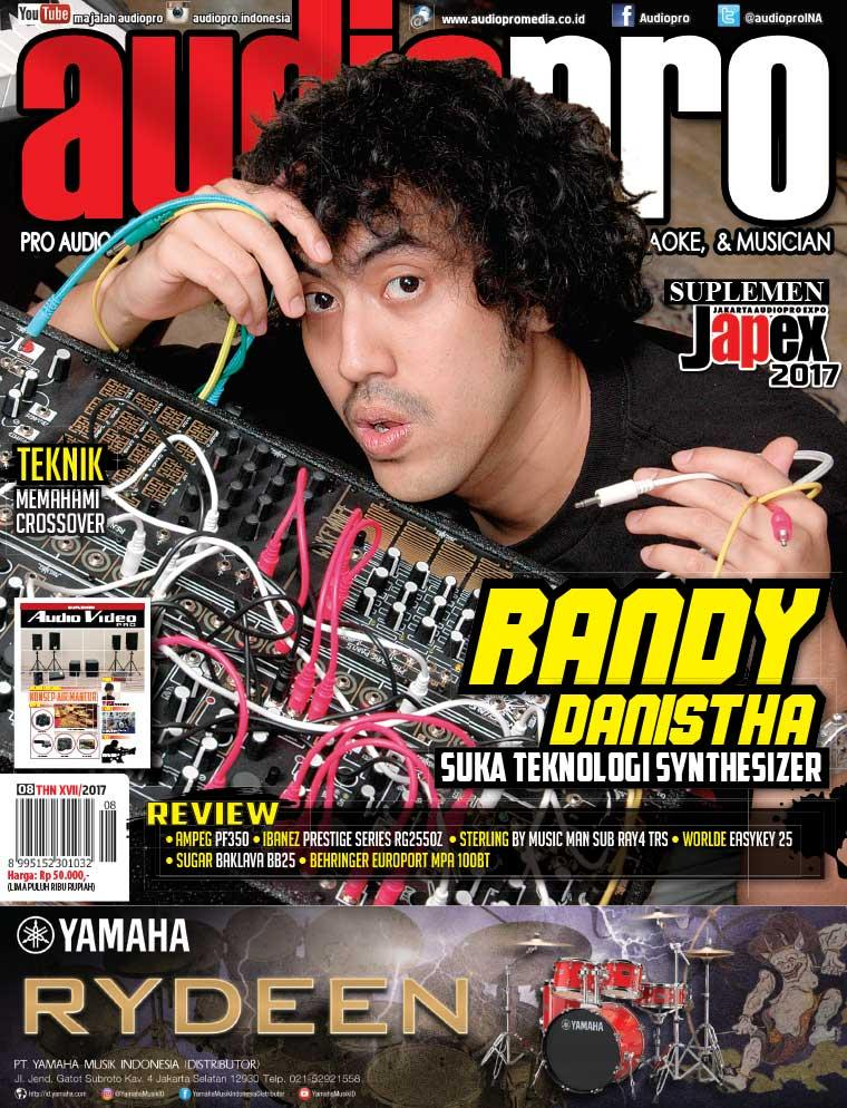 Audiopro Digital Magazine August 2017