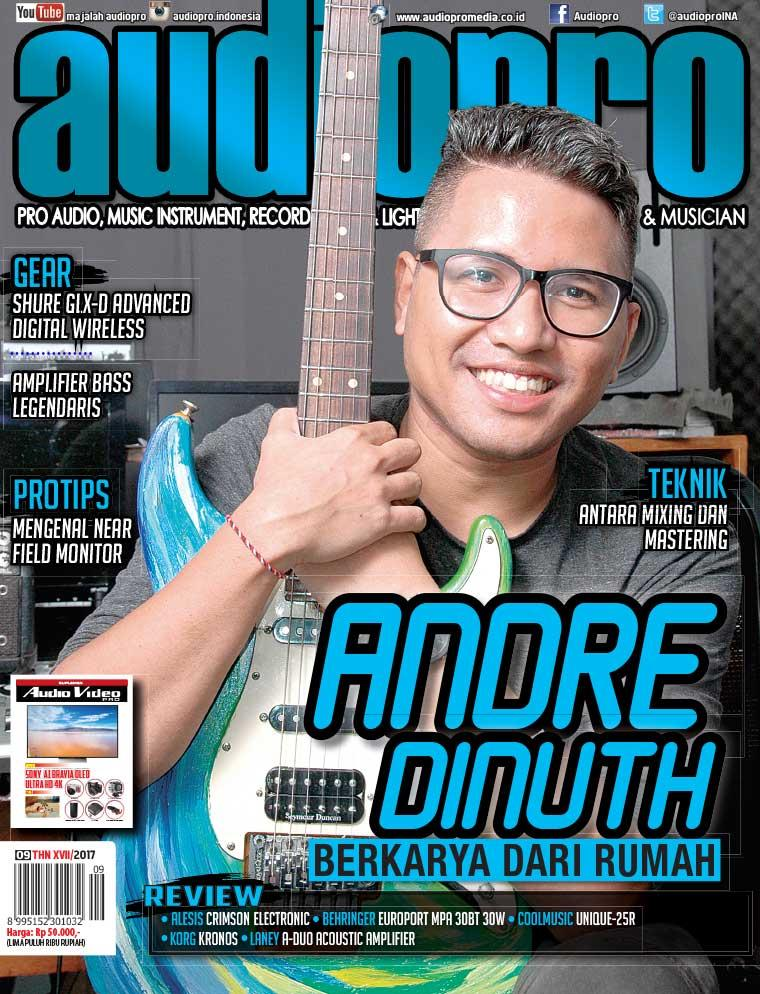 Majalah Digital audiopro September 2017