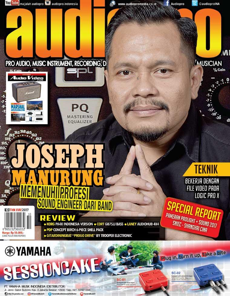 Audiopro Digital Magazine October 2017