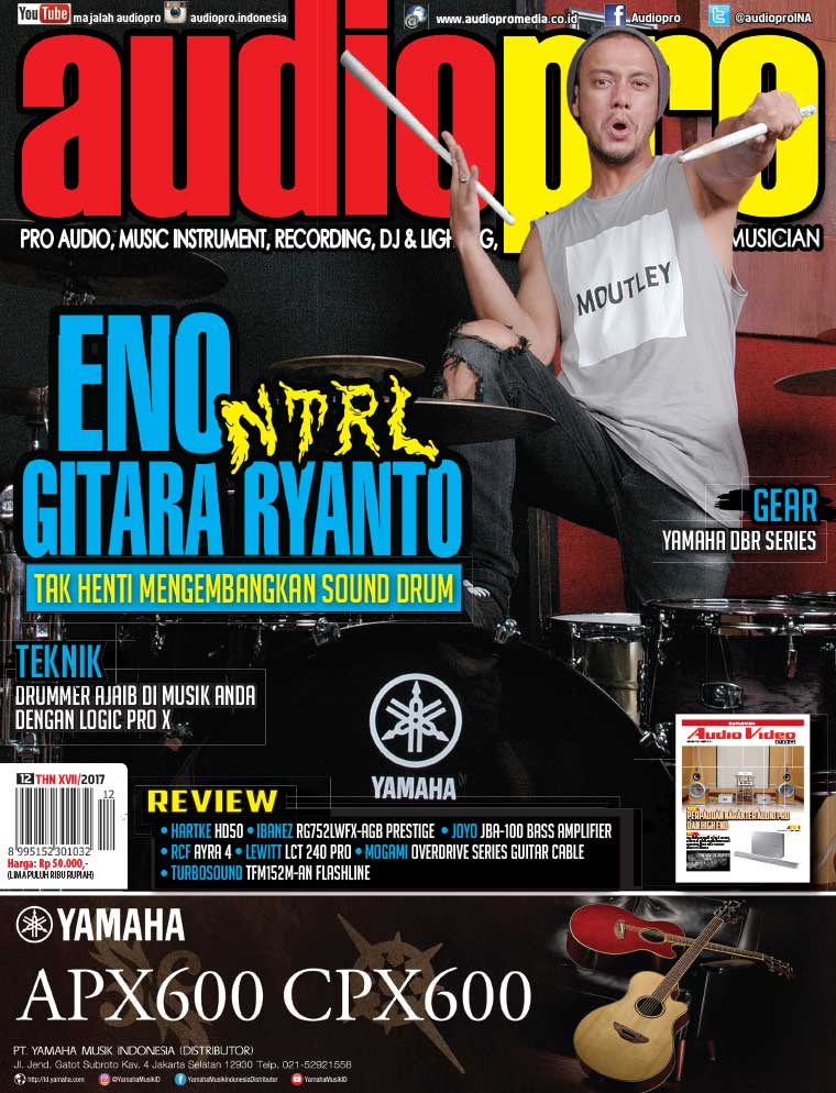 Majalah Digital audiopro Desember 2017