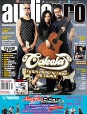 Cover Majalah audiopro Juli 2016