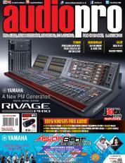 Cover Majalah audiopro Agustus 2016