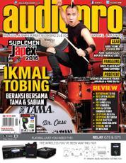 Cover Majalah audiopro September 2016