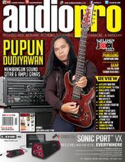 Cover Majalah audiopro Oktober 2016