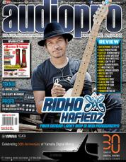 Audiopro Magazine Cover January 2017