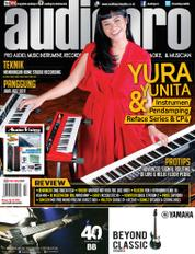 Audiopro Magazine Cover March 2017