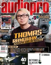 Audiopro Magazine Cover April 2017