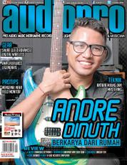 Audiopro Magazine Cover September 2017