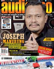 Audiopro Magazine Cover October 2017