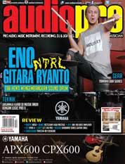 Audiopro Magazine Cover