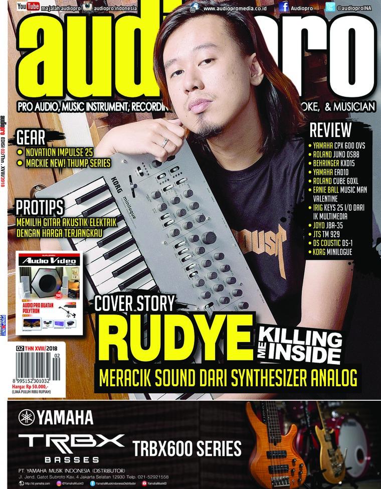 Audiopro Digital Magazine February 2018