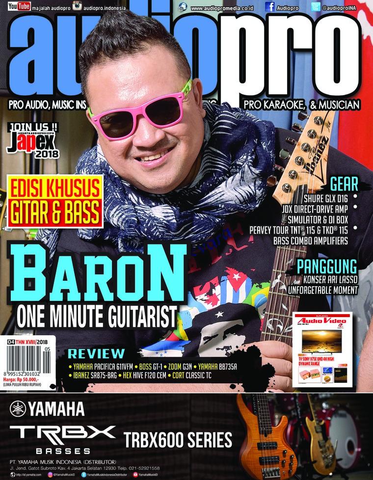 Audiopro Digital Magazine May 2018